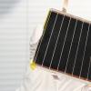 研究人员开发出了一种使用简单且低成本的打印技术的钙钛矿型太阳能组件