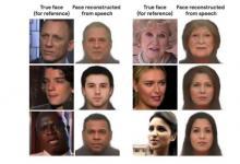 AI倾听了人们的声音 然后产生了他们的脸