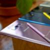 三星Galaxy Note 10泄漏的颜色比Note 9少令人兴奋