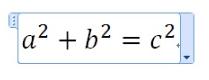 教大家Word怎么插入数学公式