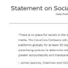 可口可乐暂停全球社交媒体广告