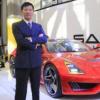 赛麟汽车转而开始微型电动车的开发和生产