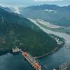 千岛湖首次9孔全开泄洪