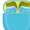 一加OnePlusBuds延续了子弹耳机的扁平圆圈设计元素