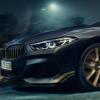 这是BMW 8系GOLDEN THUNDER版