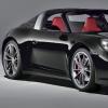 新款保时捷911Targa4和4S南非的价格显示了