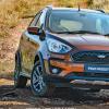 福特FigoFreestyle跨界车在南非正式亮相