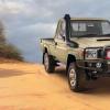 ToyotaLandCruiser79Namib现在以单驾驶室形式提供
