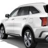 新第四代起亚索兰托最初的发动机细节发布