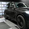 宝马X7M50d的四涡轮增压柴油发动机心脏发出了更加刺耳的声音