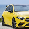 南非的新款Mercedes-AMGA35查看当地价格