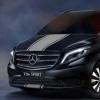 梅赛德斯奔驰VitoSport亮相迎接奔驰的新型顶级商用货车