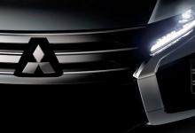 三菱帕杰罗运动预告片图像预览SUV的新面孔