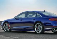 全新奥迪S8轿车亮相配备双涡轮增压4,0升V8心脏
