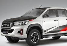 丰田HiluxGR-Sport的新旗舰这是南非的价格