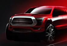 GWM正在开发具有V6动力的全尺寸福特F-150战斗型面包车