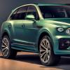 """翻新的BentleyBentayga进行了""""重大""""造型大修"""