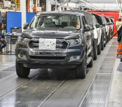 福特因爆发关闭南非工厂