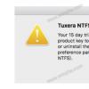 教大家Tuxera NTFS for Mac过期之后怎么办