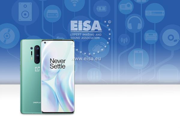 EISA大奖公布一加8Pro获本年度最佳智能手机奖
