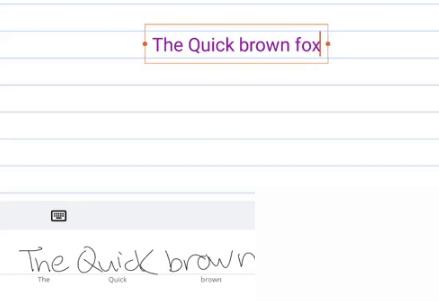 Chrome OS 85极大地改善了某些Chromebook的笔迹识别能力