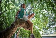 女童军发布虚拟地图 探索所有50个州的州立公园