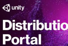 Unity Distribution Portal在应用商店上启动Android游戏