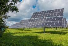 有不少是清洁的太阳能通过光伏发电转化而来的