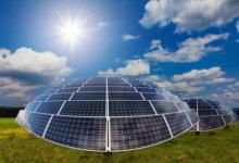 对于清洁高效的光伏发电来说 都意味着未来有了足够的装机量空间