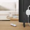 带有谷歌TV的Google Chromecast是一款便宜的流媒体电视