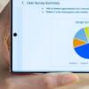 Galaxy Note 20 Ultra是首款采用三星新型VRR OLED显示屏的手机
