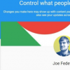 Google个人资料卡可以控制人们在搜索姓名时看到的内容