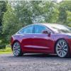 特斯拉Model 3更新:近距离观察更新的电动轿车