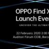 OPPO将在MWC 2020上推出配备索尼新图像传感器和Snapdragon 865的Find X2