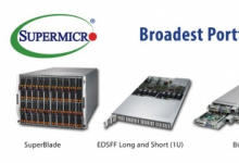 Supermicro提供广泛的前瞻性高性能计算系统