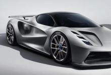 拥有2000匹马的莲花新型电动汽车旨在成为功能最强大的量产汽车