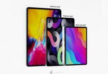 具有8.9英寸屏幕和Face ID的苹果iPad Mini Pro以高质量图像显示