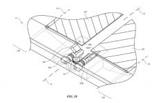苹果公司最新专利显示没有折痕的弯曲显示屏