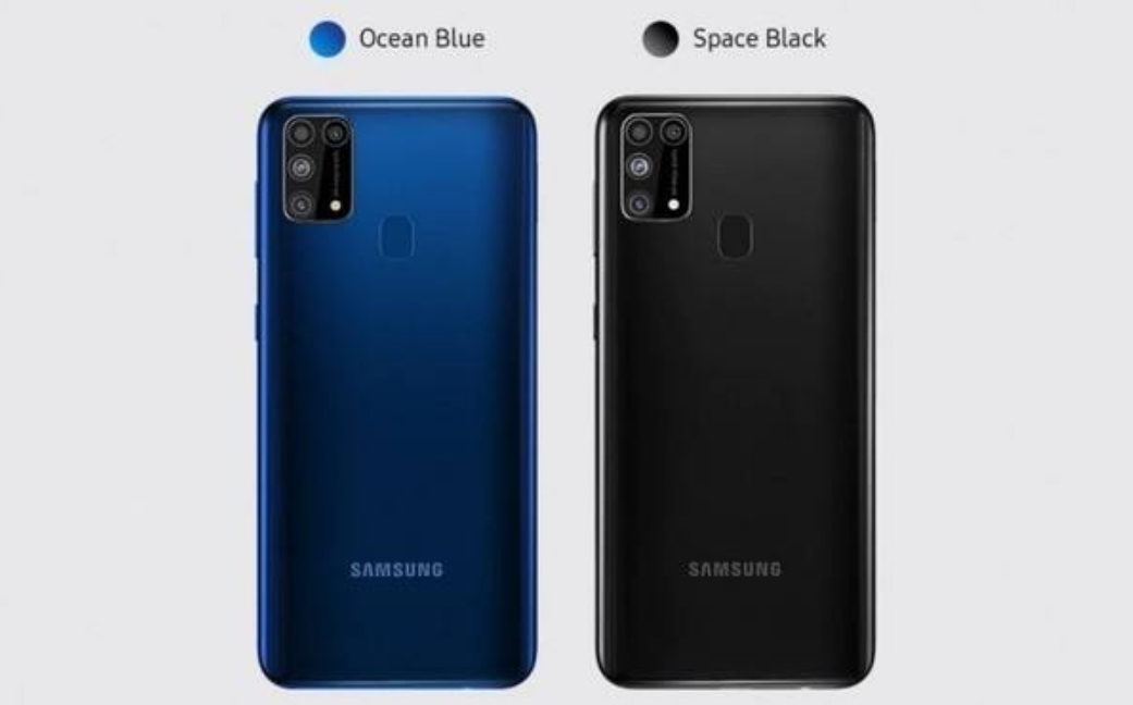三星Galaxy M31今日开始发售 所有您需要知道的